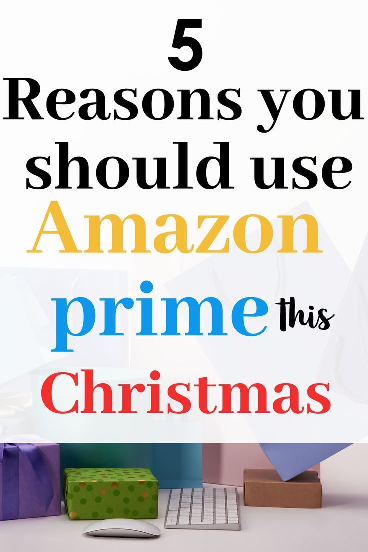 5 Reasons to Use Amazon Prime this Month. Saving money