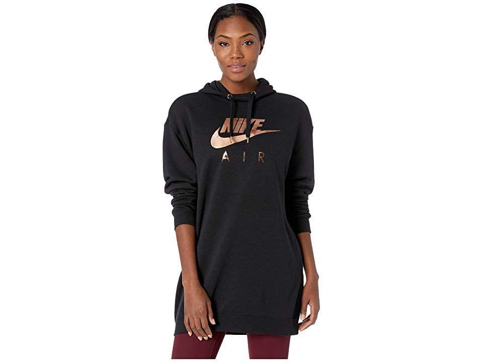 Nike Nike Sportswear Air Hoodie Oversize (BlackBlack