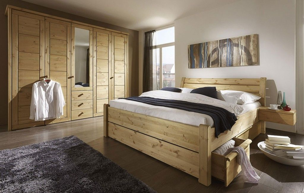 Schön massivholz schlafzimmer komplett Deutsche Deko Pinterest