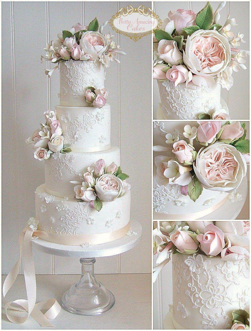 Unique Chic Stylish Bespoke Wedding Cakes By An Award Winning Designer Serving Bristol Wedding Cake Centerpieces Floral Wedding Cakes Wedding Cake Toppers