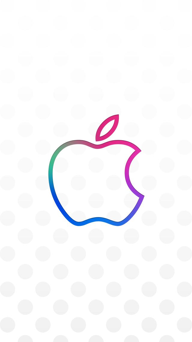Apple Lock Screen Logo Iphone5 Wallpaper 640x1136 Apple