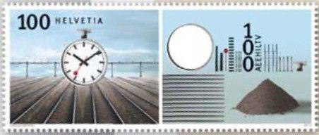 Stamp: Ursus Wehrli (Switzerland) Mi:CH 2255,Yt:CH 2174,Zum:CH 1430