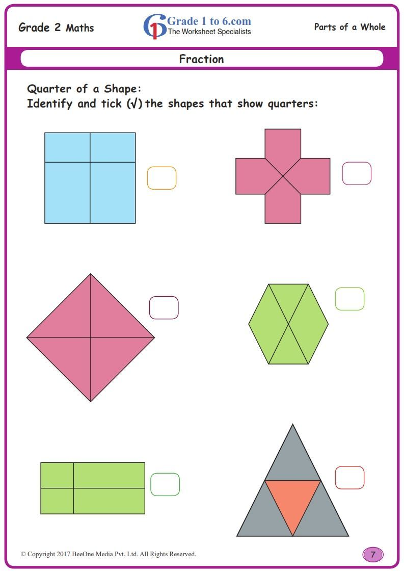 2nd Grade Fractions Worksheets Worksheets Are A Crucial Portion Of Researching English Little Ones In 2021 Fractions Worksheets Free Math Worksheets Math Fractions [ 1122 x 793 Pixel ]