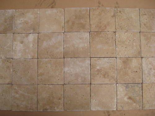 Travertin Marmor Antikmarmor Naturstein Fliese Wohnen Küche Bad in - küchen gebraucht günstig