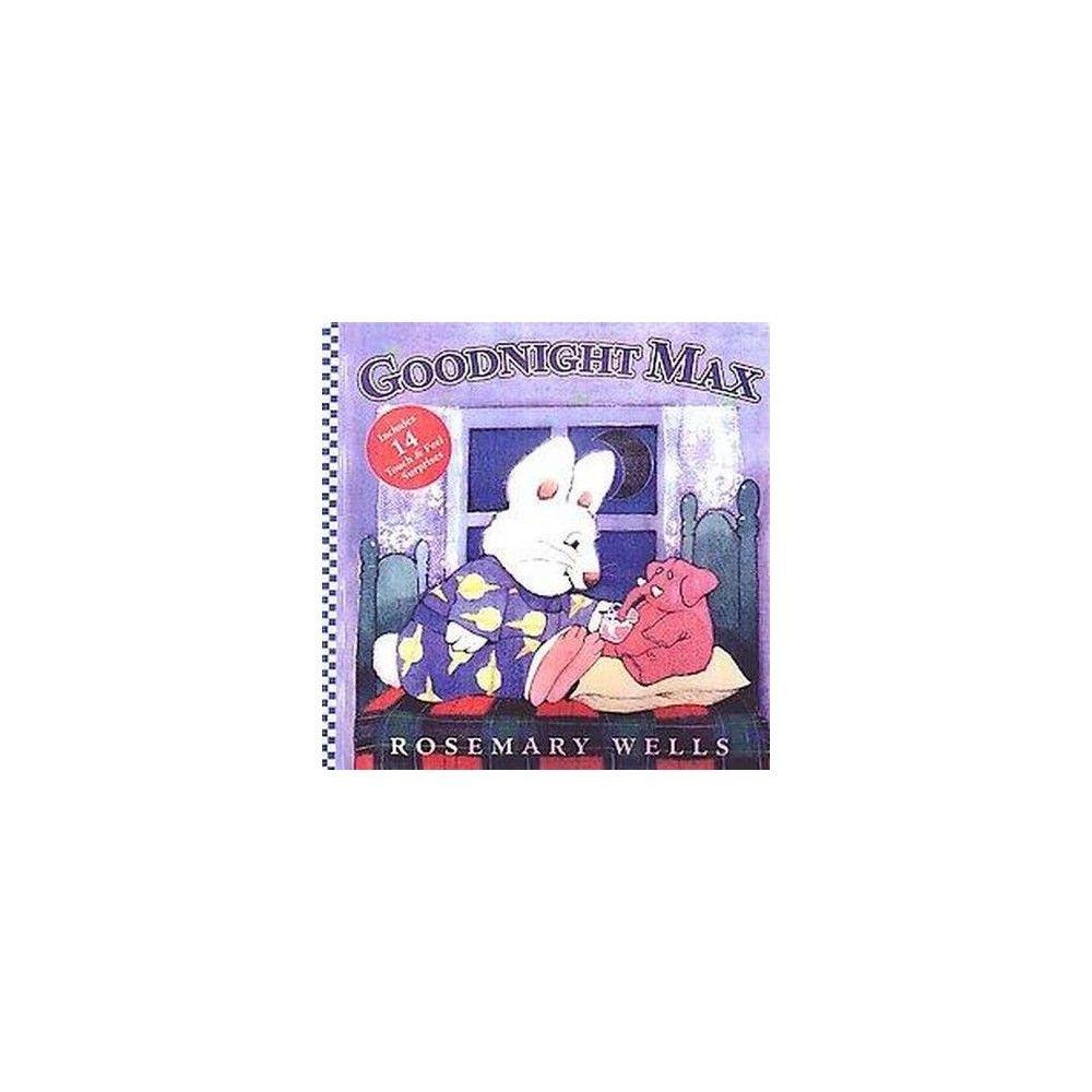 Goodnight Max (Hardcover) (Rosemary Wells)