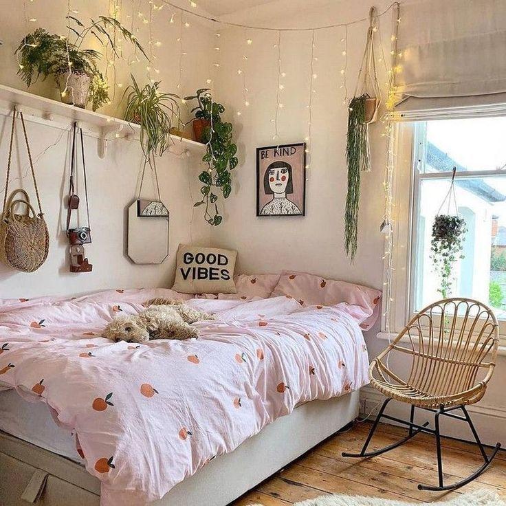 40+ böhmische Schlafzimmer DekoIdeen (mit Bildern