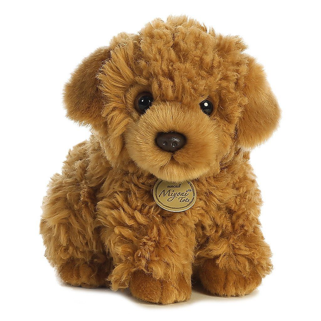 Poodle Pup In 2021 Plush Stuffed Animals Poodle Puppy Teddy Bear Stuffed Animal [ 1024 x 1024 Pixel ]