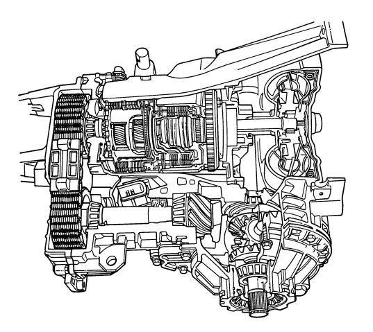 New post (Chrysler 42LE (A606)