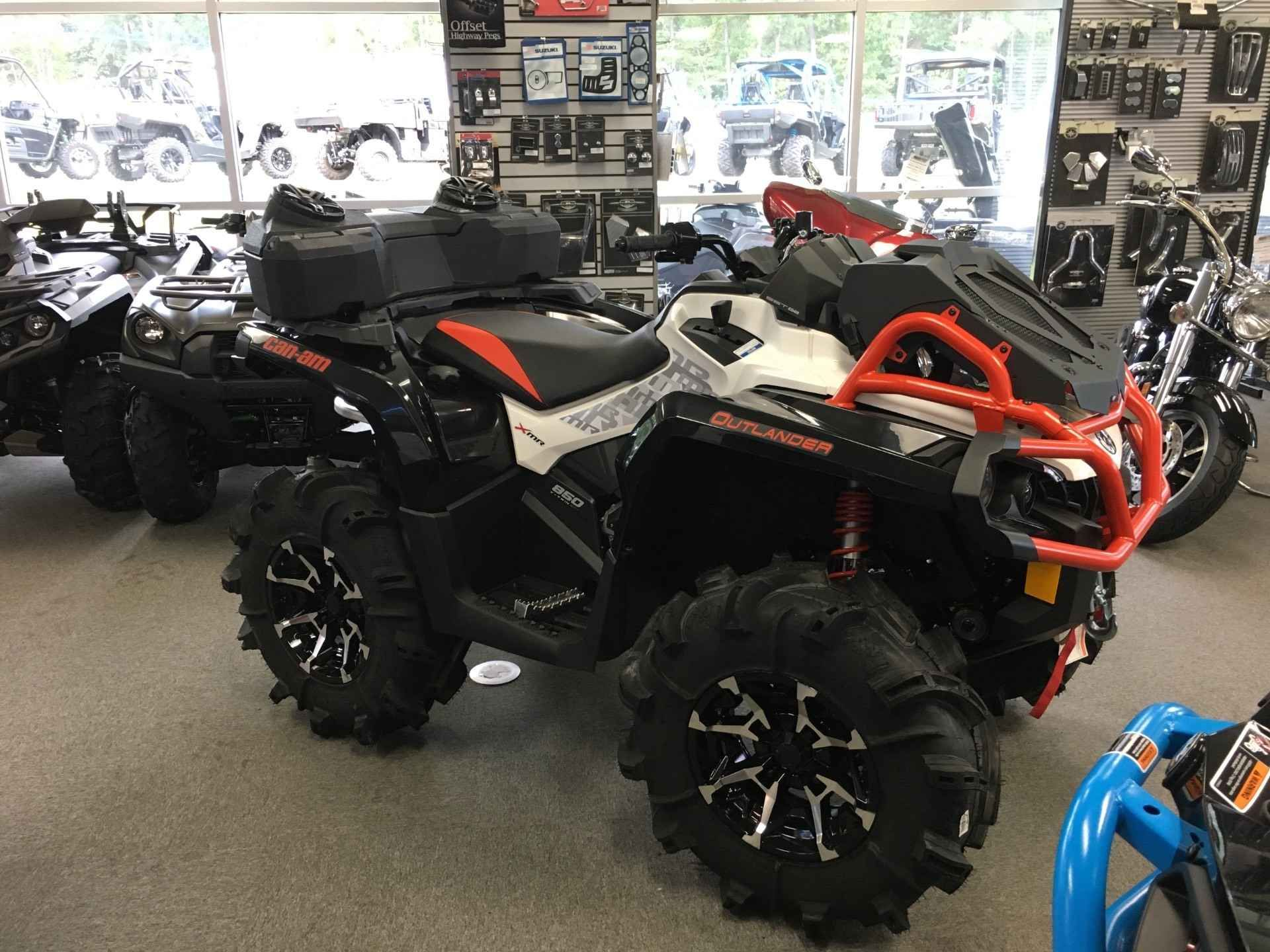 "New 2017 Can Am Outlander¢""¢ X' mr 850 ATVs For Sale in South"