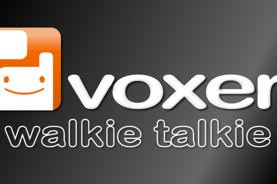 voxerandroid Walkie talkie, App, Android apps