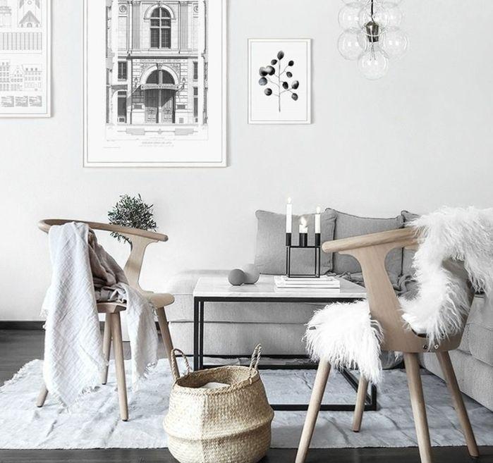 ▷ 1001+ designs magiques pour créer un salon cocooning ...