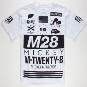 NEFF Disney Collection M28 Mens T-Shirt