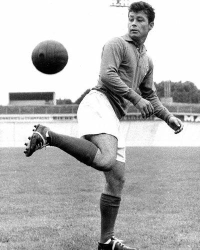 Resultado de imagem para 1958 - Just Fontaine (França) 13 gols