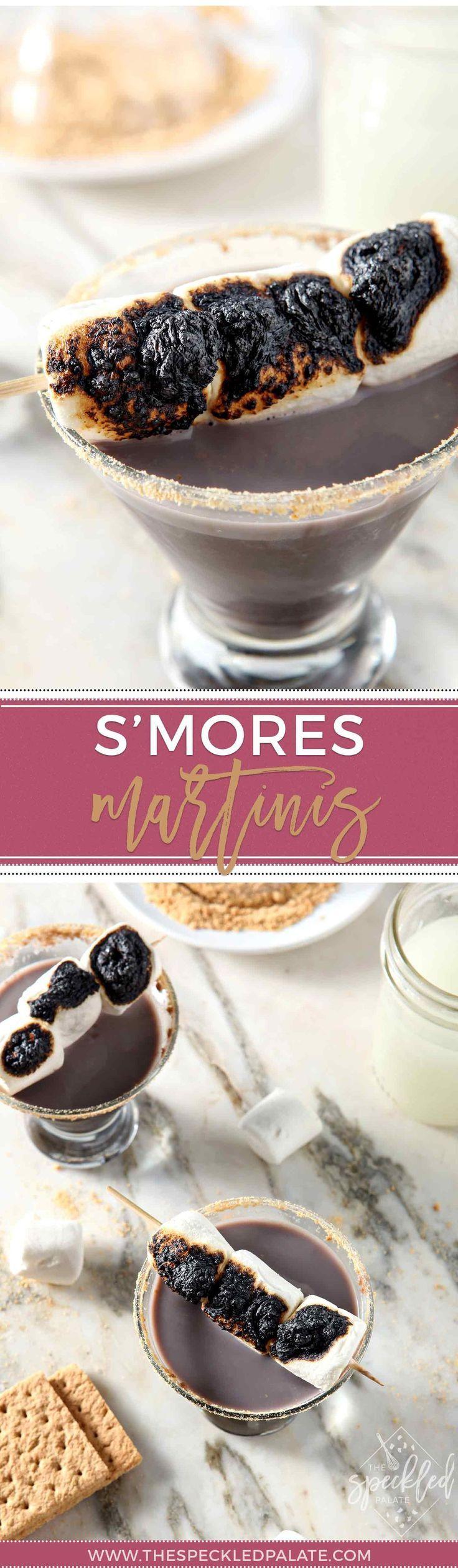 Smores Martinis Rezept Mit Bildern Schokoladen Rezepte