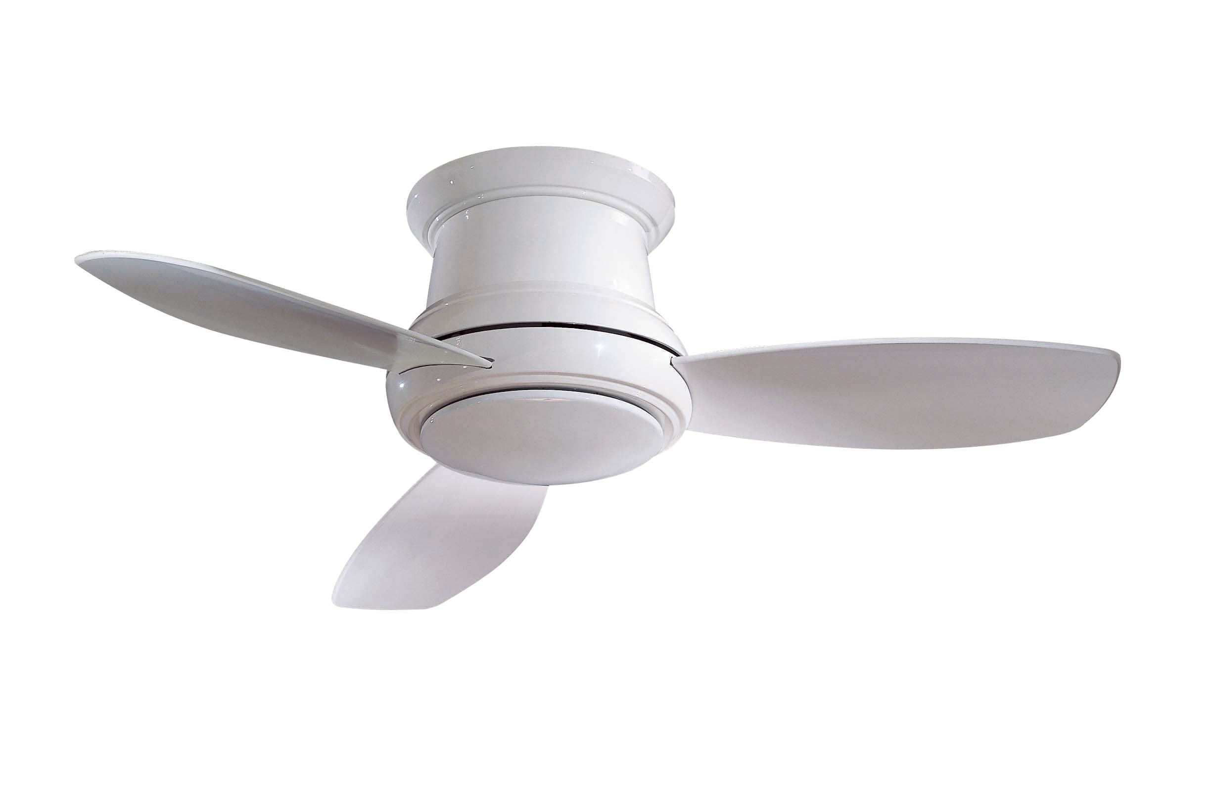 Minka Aire F519 PN 52 inch Concept II Flush Mount Ceiling Fan