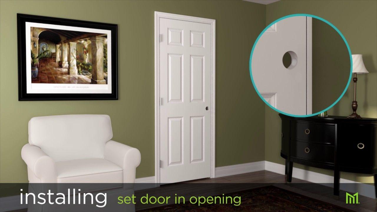How To Install Masonite Split Jamb Interior Doors 84470535 Top Ten Reasons For Choosing French Doors Dengan Gambar