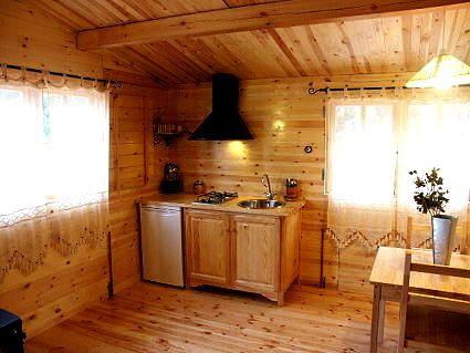 interiores de casas de madera pequeas buscar con google