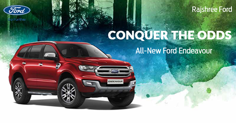 The AllNew Ford Endeavour transforms every trip into a