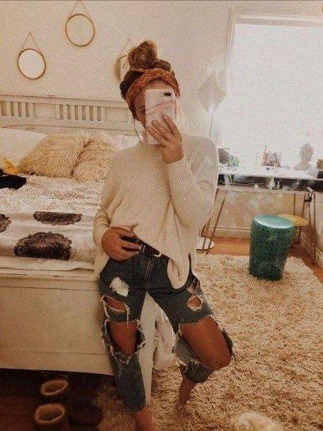 Über 50 Mode-Ideen für Teenager, die cool und modisch aussehen 45 »Eknom ...