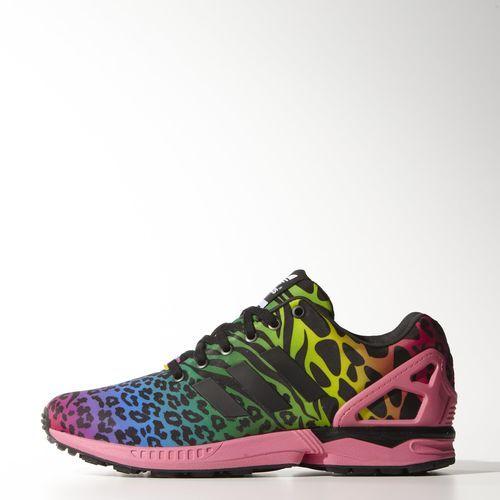 adidas zx flux pink nero