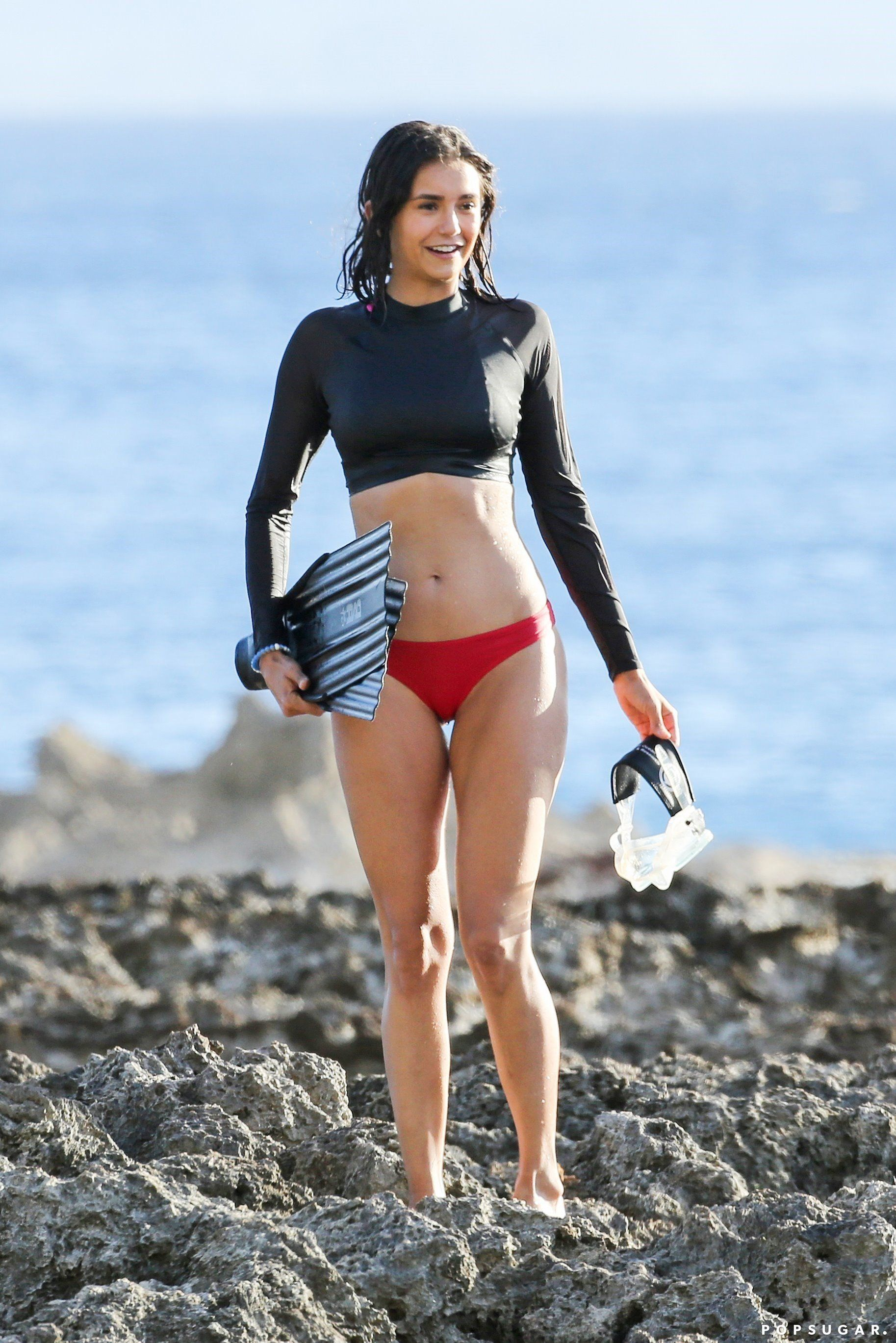 27 That Prove Nina Dobrev Can Rock The Hell Out Of A Bikini