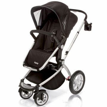 Maxi Cosi Foray LX Stroller - Total Black; albee baby ...