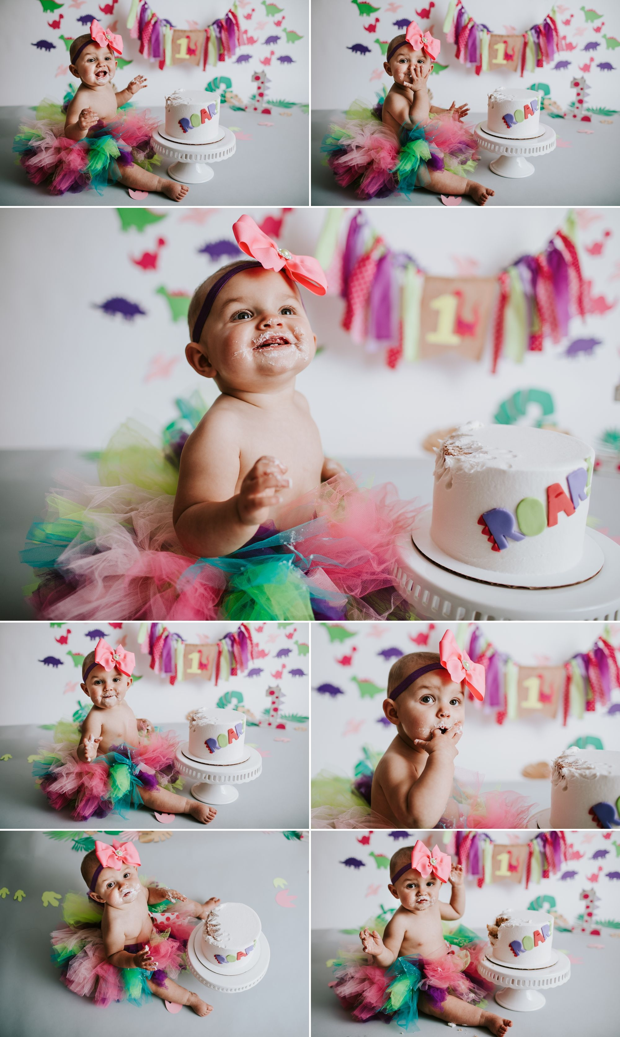 Unique Cake Smash Themes For A First Birthday First Birthday