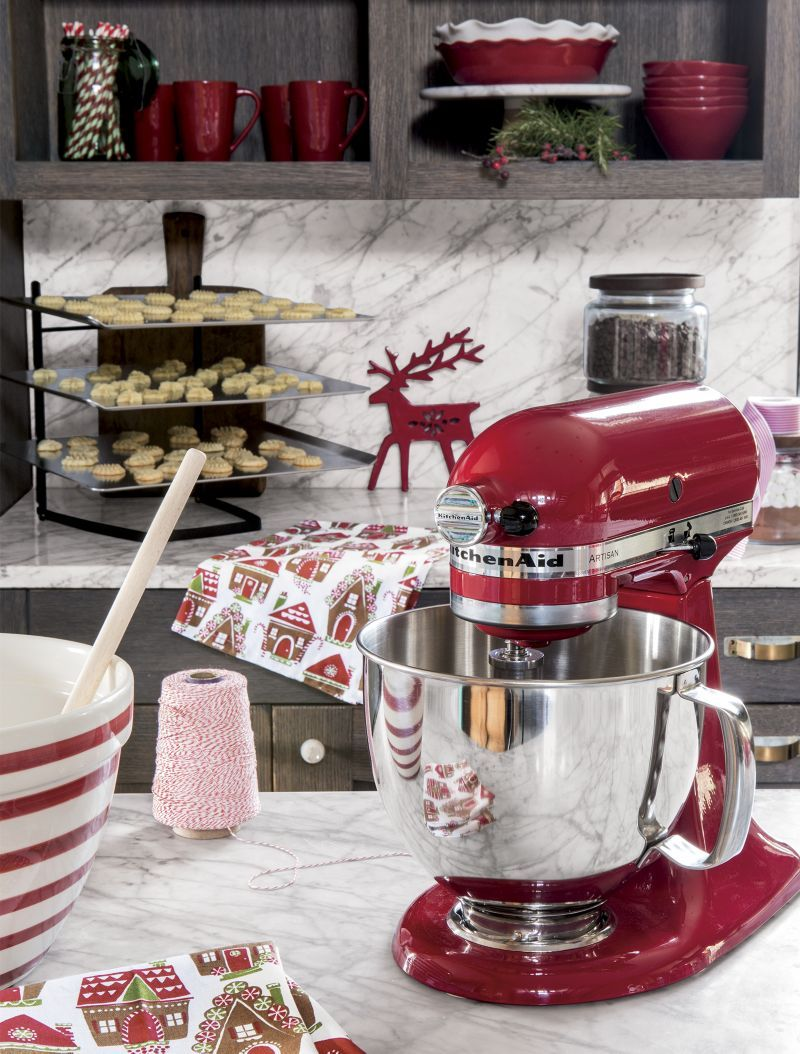 Kitchen And Mixer Wire Rack Kitchenaid Artisan Empire Red Stand In 2018 Products