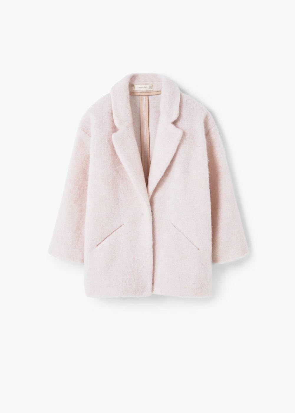 Manteau laine et mohair Fille | Disguise | Manteau laine
