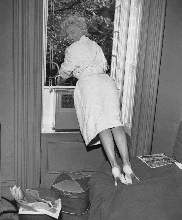 Et Marilyne...