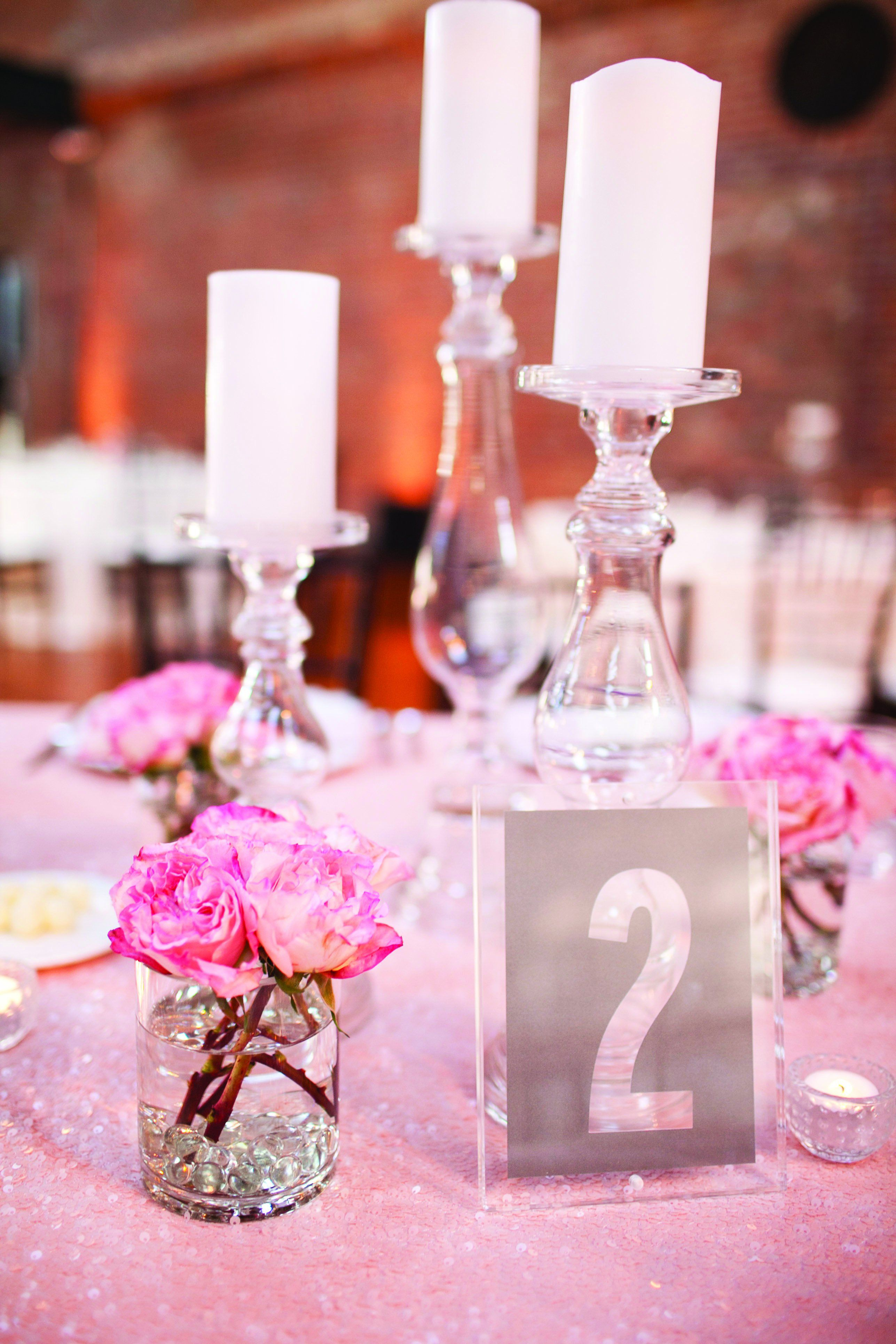 DIY Acrylic Table Numbers | Decor & Inspiration: Wedding | Pinterest ...