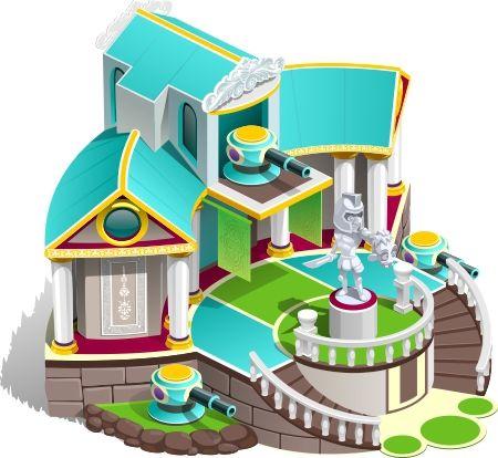 Rich House Mansion
