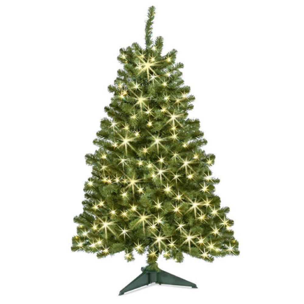 4ft Christmas Tree Pre Lit