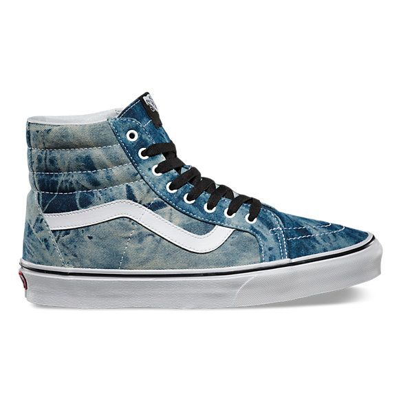 Acid Denim SK8-Hi Reissue! Want these a lot!
