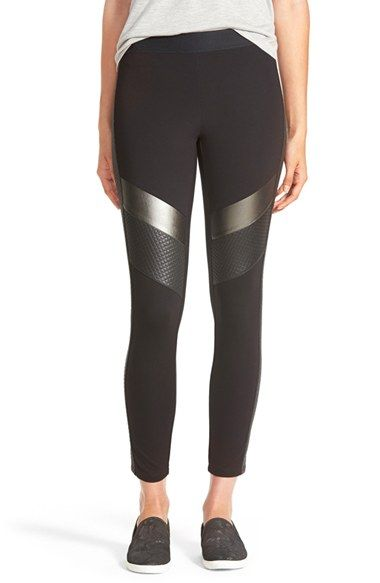 Apres Ramy Brook Après Ramy Brook 'Miles' Leggings available at #Nordstrom