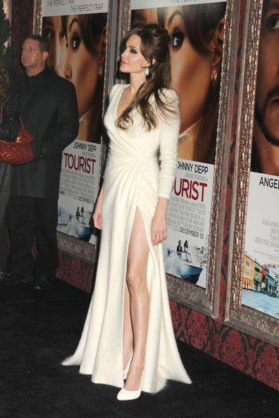 Angelina Jolie Dresses