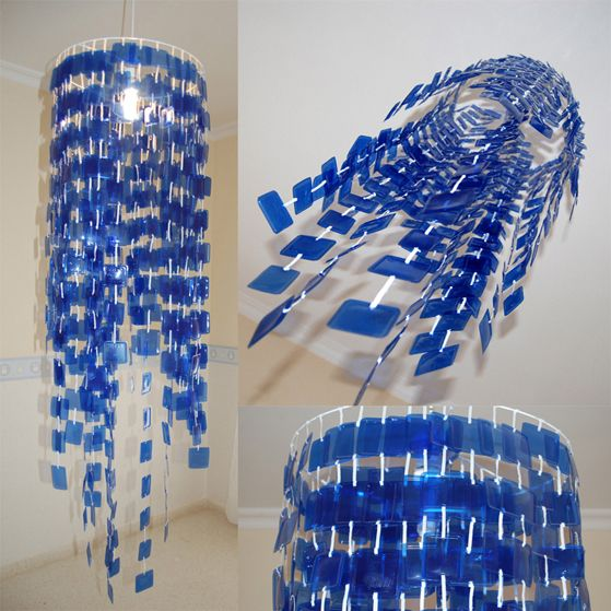 Pin By Vianey Varela On Home Decor Plastic Bottle Art Bottle Crafts Plastic Bottle Crafts