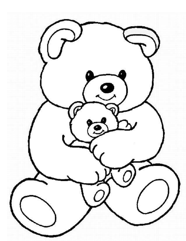 Ours 12 Jpg 638 825 Dibujos De Osos Osos Para Dibujar Oso