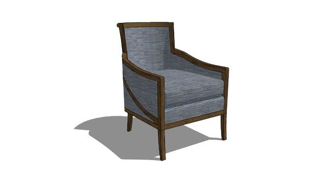 Delaney Chair By H Contract Furniture   3D Warehouse