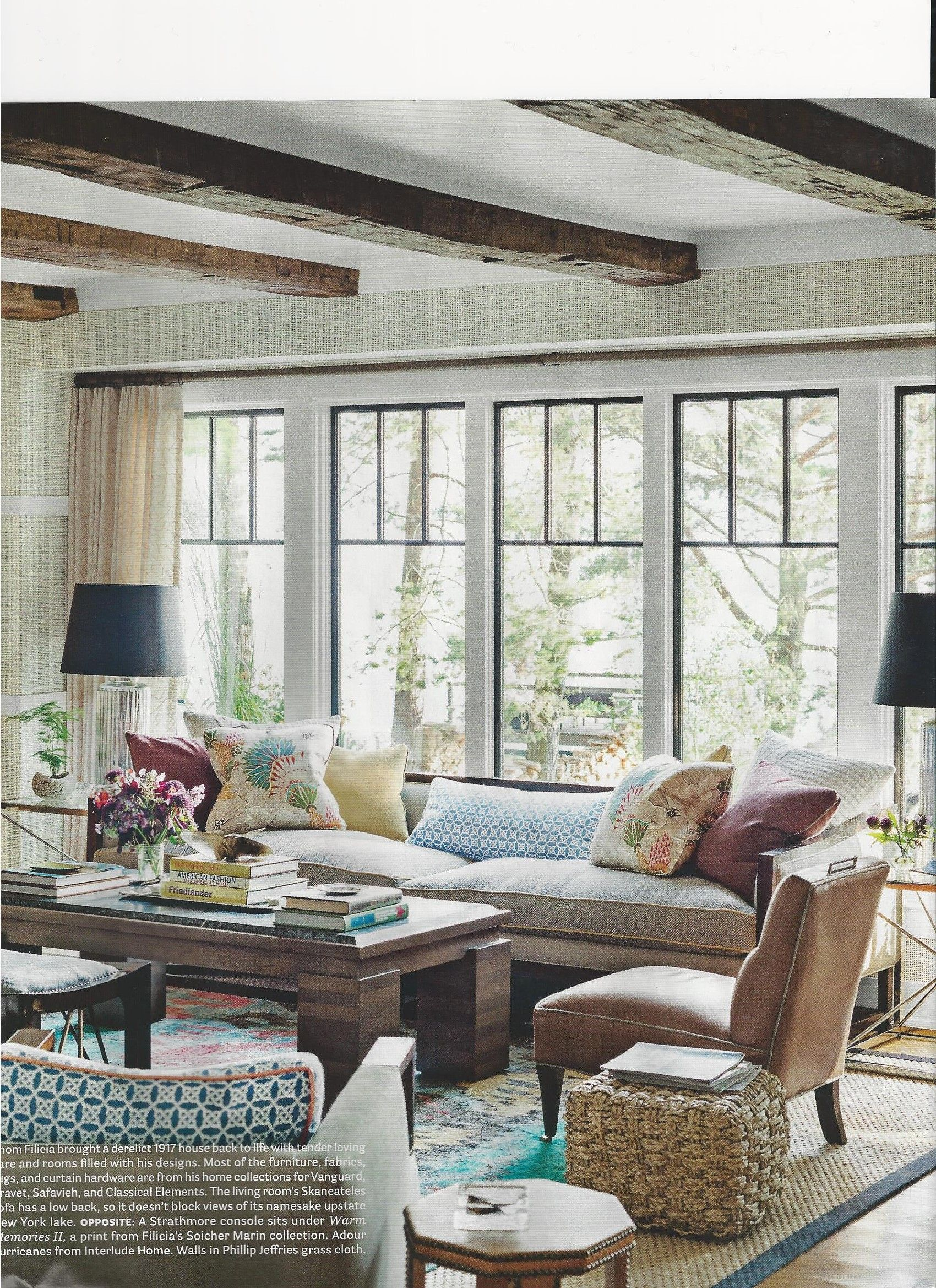 42 Ideas For Living Room Small Rustic Beams Livingroom: Beams Are Very Effective In A Beach Setting!