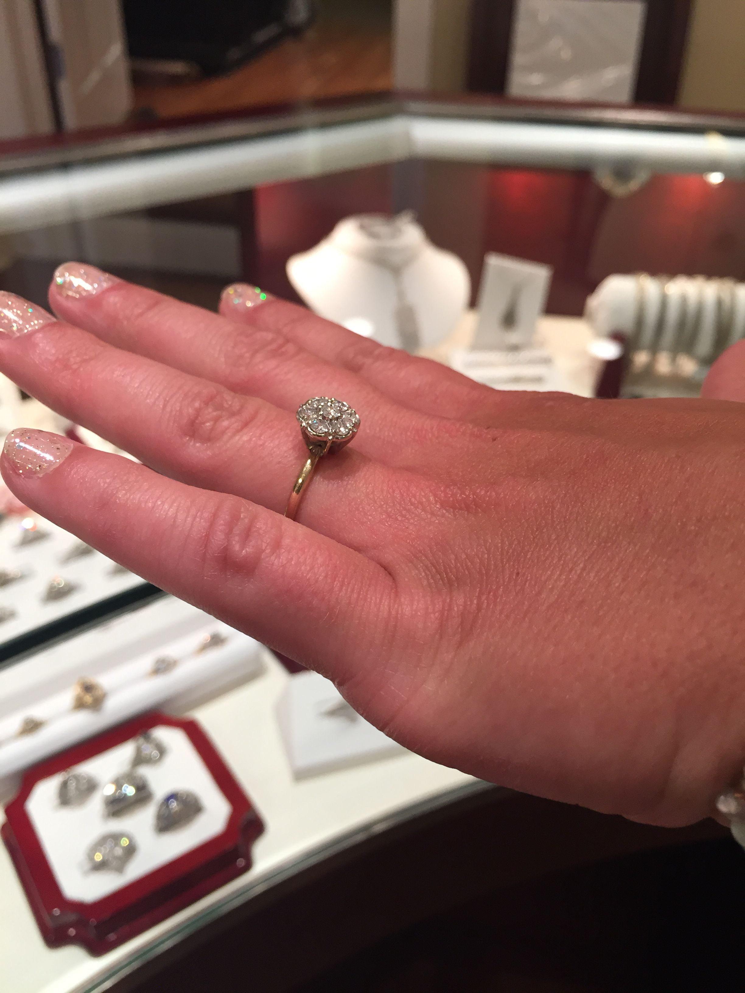 my hand trying rings on with Stephie in OCNJ | a symbol of my ...
