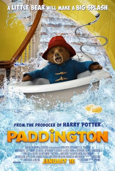 On Sam's First Movie – Paddington!