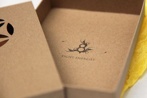 Eight Energy - TheDieline.com - Package Design Blog