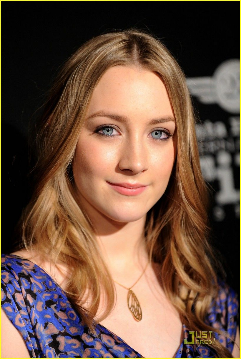 Saoirse Ronan Pretty Face Beauty Actresses