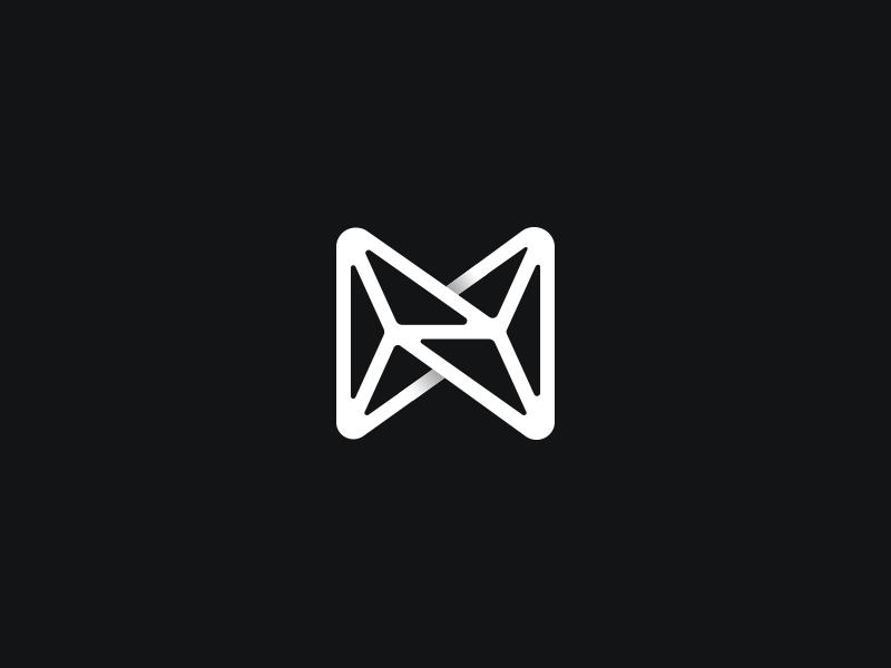 33 N Monogram 50 Letter N Logo Design Inspiration And Ideas N Logo Design Logo Design Inspiration Letter Logo Design
