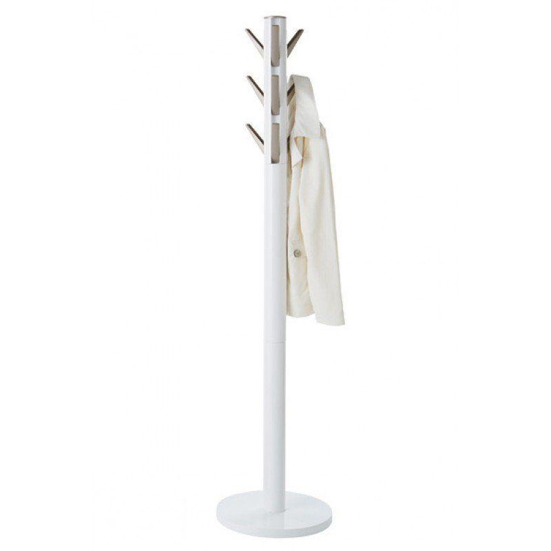 Flapper White Coat Rack | Office interior design, Office design