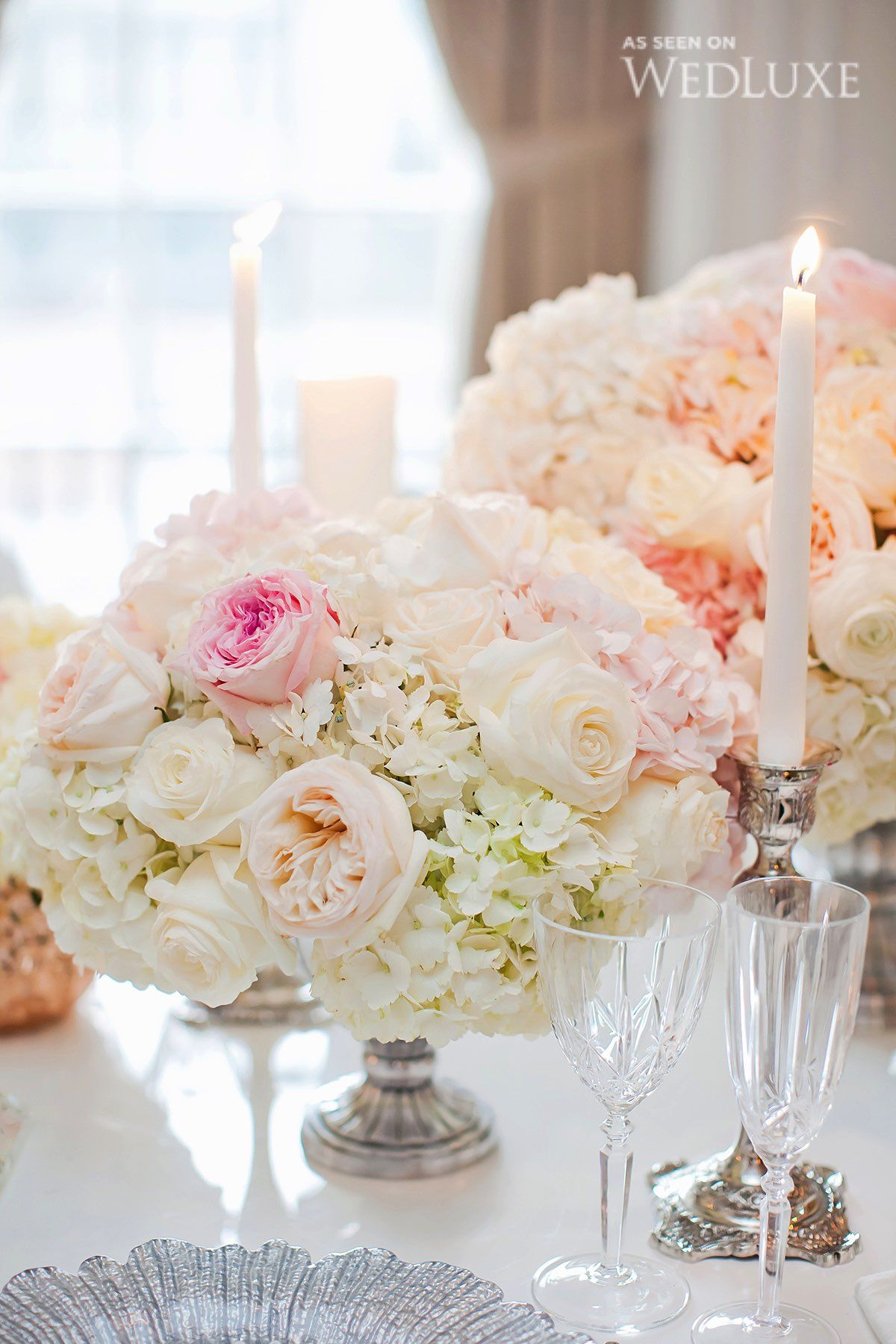 WedLuxe – Modern Romance | Photography by: Denise Lin Photography ...