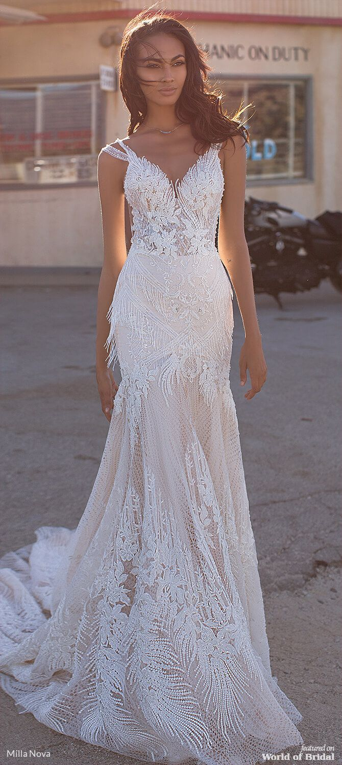 Milla Nova 2019 Wedding Dresses