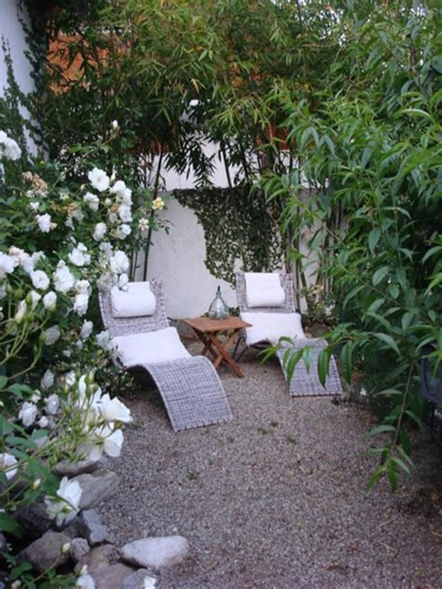 41 Best Garden Design Ideas for Perfect Relaxation 1 #area51partyoutfit