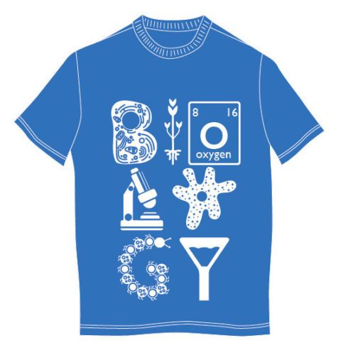 f590b381 MAES Biology T Shirt | eBay | Nerdy Things/Fandom | Science shirts ...
